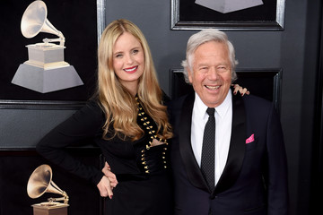 Ricki Noel Lander 60th Annual GRAMMY Awards - Arrivals