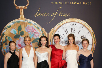 Rickie De Sole Webster Frick Young Fellows Ball 2013