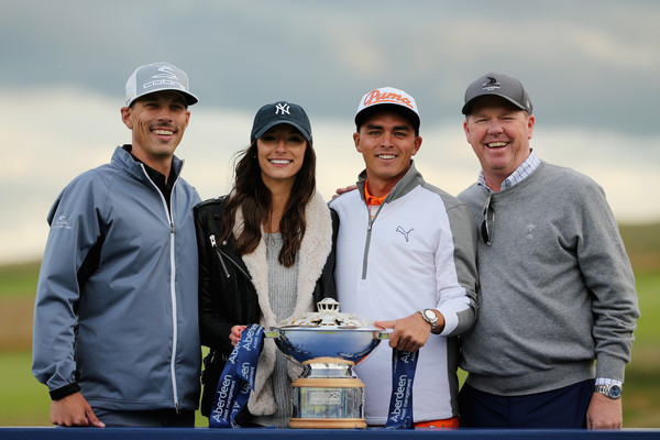 Rickie Fowler agent