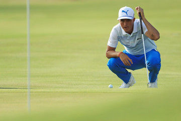 Rickie Fowler THE PLAYERS Championship - Round Two