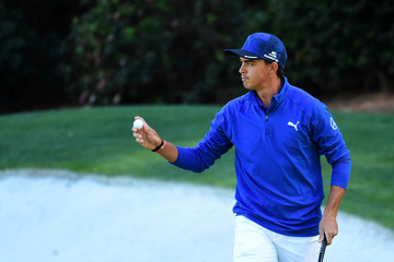 Rickie Fowler The Masters - Round Two