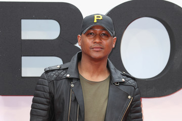 Rickie Haywood Williams 'Jason Bourne' - The European Premiere - Red Carpet