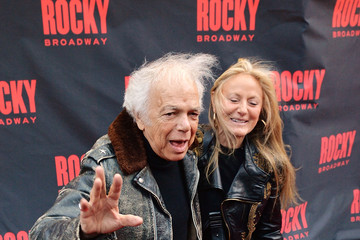 Ricky Anne Loew-Beer 'Rocky' Broadway Opening Night — Part 2