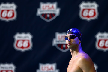 Ricky Berens Swimming National Championships and World Trials: Day 2