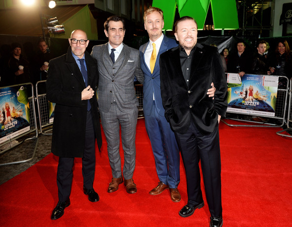 'Muppets Most Wanted' Screening in London