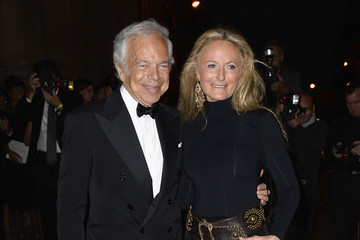 Ricky Lauren Ralph Lauren Hosts a Show and Dinner