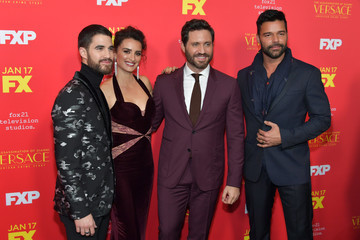 Ricky Martin Premiere Of FX's 'The Assassination Of Gianni Versace: American Crime Story' - Arrivals