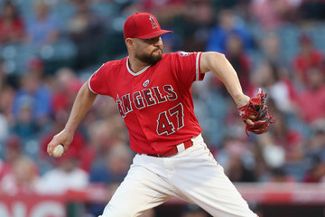 Ricky Nolasco Seattle Mariners v Los Angeles Angels of Anaheim