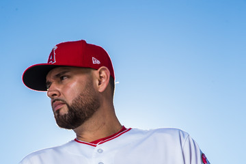 Ricky Nolasco Los Angeles Angels of Anaheim Photo Day