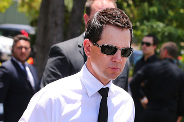 Ricky Ponting Funeral Held fo rPhillip Hughes