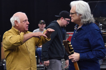 Ricky Skaggs 1 Night. 1 Place. 1 Time: A Heroes & Friends Tribute to Randy Travis - Rehearsals