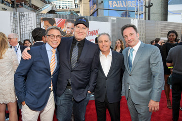 """Ricky Strauss Alan Bergman Los Angeles Global Premiere For Marvel Studios' Ant-Man And The Wasp"""""""