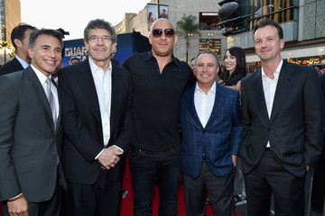 Ricky Strauss Sean Bailey 'Guardians of the Galaxy' Premieres in Hollywood — Part 2