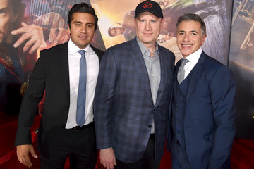 "Ricky Strauss Premiere Of Disney And Marvel Studios' ""Doctor Strange"" - Red Carpet"