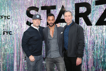 Ricky Whittle Starz FYC 2019 — Where Creativity, Culture, And Conversations Collide