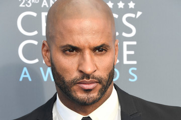Ricky Whittle The 23rd Annual Critics' Choice Awards - Arrivals
