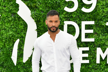 Ricky Whittle 59th Monte Carlo TV Festival: Day Four