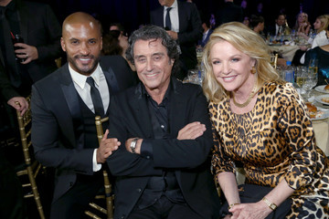 Ricky Whittle Landmark Vineyards at the 23rd Annual Critics' Choice Awards