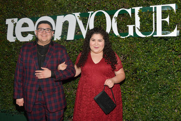 Rico Rodriguez Raini Rodriguez Teen Vogue's 2019 Young Hollywood Party Presented By Snap - Arrivals