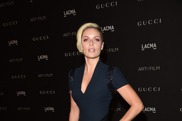 Rie Rasmussen Arrivals at the LACMA Art + Film Gala — Part 2