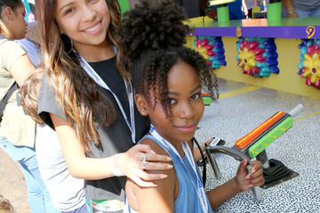 Riele Downs 17th Annual Mattel Party on the Pier