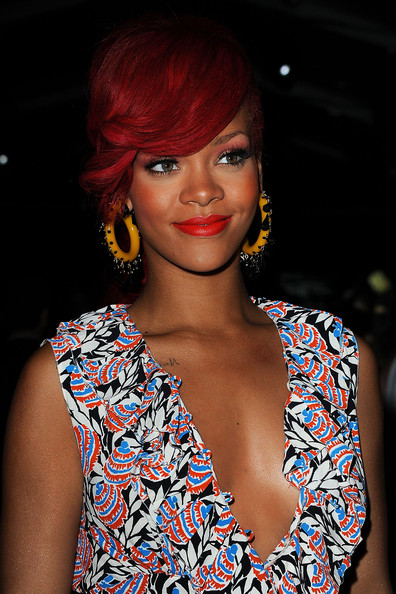 rihanna fashion 2011. Rihanna Rihanna attends the