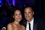 Cristen Barker and Nigel Barker attend Rihanna's 5th Annual Diamond Ball Benefitting The Clara Lionel Foundation at Cipriani Wall Street on September 12, 2019 in New York City.