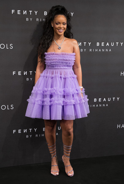 'FENTY Beauty' By Rihanna - Red Carpet Arrivals