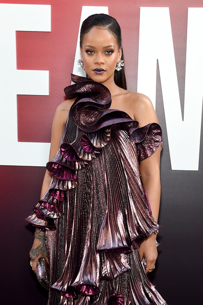 Rihanna Photos Photos Ocean S 8 World Premiere Zimbio
