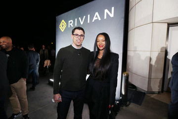 Rihanna Rivian Unveils First-Ever Electric Adventure Vehicle Before Its Official Reveal At The LA Auto Show