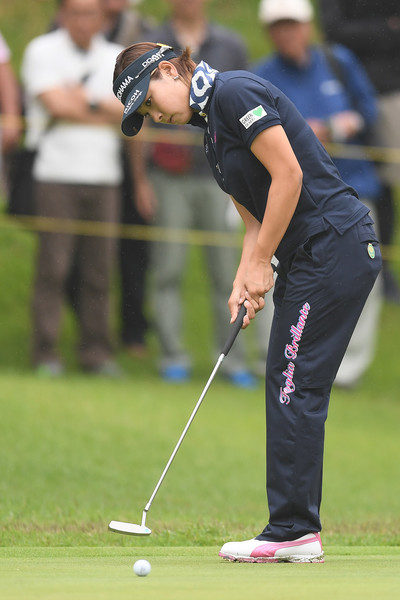 Suntory Ladies Open - Round Two