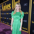 Riki Lindhome Premiere Of Lionsgates' 'Knives Out' - Red Carpet