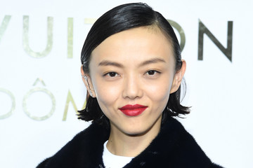 Rila Fukushima Louis Vuitton's Boutique Opening At Place Vendome - Paris Fashion Week Womenswear Spring/Summer 2018