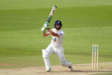 Rilee Rossouw Hampshire vs. Surrey - Specsavers County Championship: Division One