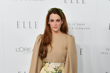 Riley Keough ELLE's 24th Annual Women in Hollywood Celebration