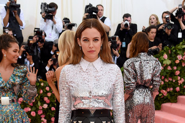 Riley Keough The 2019 Met Gala Celebrating Camp: Notes On Fashion - Arrivals