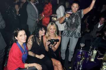Kate Moss Sadie Frost Rimmel Party for Kate Moss