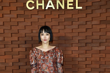 Rinko Kikuchi Chanel - Collection Metiers d'Art Paris Hamburg 2017/18 at The Elbphilharmonie
