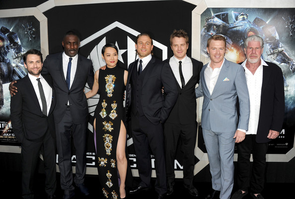 'Pacific Rim' Premieres in LA — Part 4