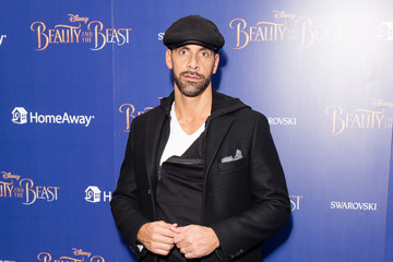 Rio Ferdinand 'Beauty and the Beast' - UK Launch Event at Odeon Leicester Square - Red Carpet Arrivals