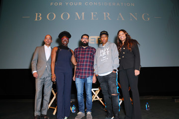 "Rishi Rajani BET's ""Boomerang"" Emmy FYC Screening Event"