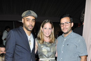 Rainbow Sun Francks and Tara Spencer- Nairn Photos Photo