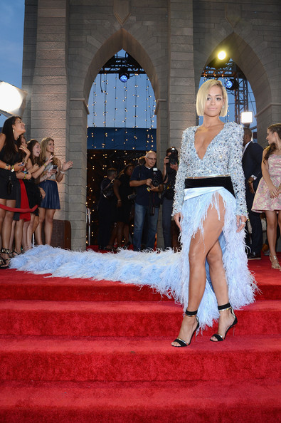 Rita Ora - Arrivals at the MTV Video Music Awards — Part 5