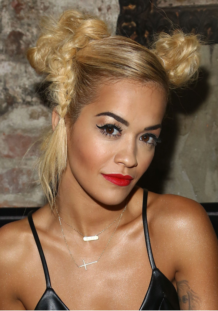 Let's Talk About Rita Ora's Hair