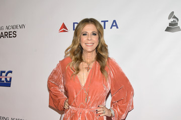 Rita Wilson MusiCares Person Of The Year Honoring Dolly Parton – Red Carpet