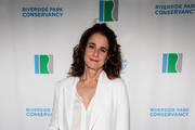Actress and producer Debra Winger attends Riverside Park Conservancy's Annual Spring Gala at General Grant National Memorial on June 6, 2016 in New York City.