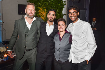 Riz Ahmed Chelsea Lee RBC Hosted 'Sound of Metal' Cocktail Party At RBC House, Toronto Film Festival