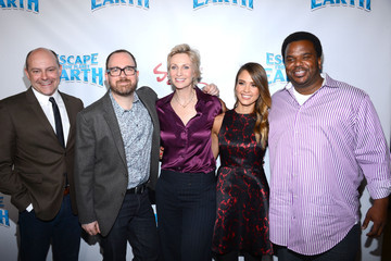 """Rob Corddry Craig Robinson Premiere Of The Weinstein Company's """"Escape From Planet Earth"""" - Red Carpet"""