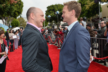 Rob Corddry 'Cloudy with a Chance of Meatballs 2' Premieres in Westwood