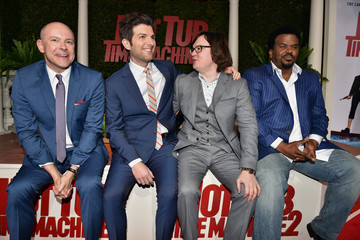 Rob Corddry 'Hot Tub Time Machine 2' Premieres in Westwood
